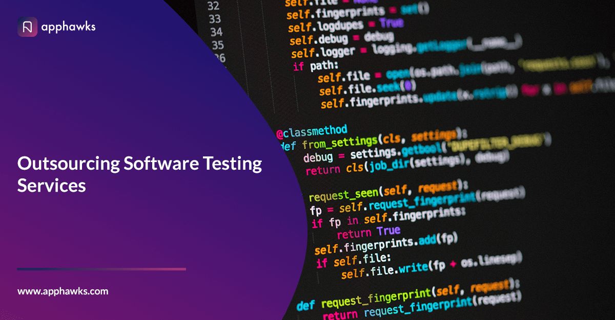Outsourcing Software Testing Services